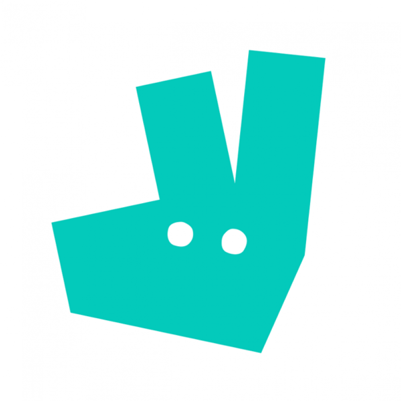 Deliveroo Logo web